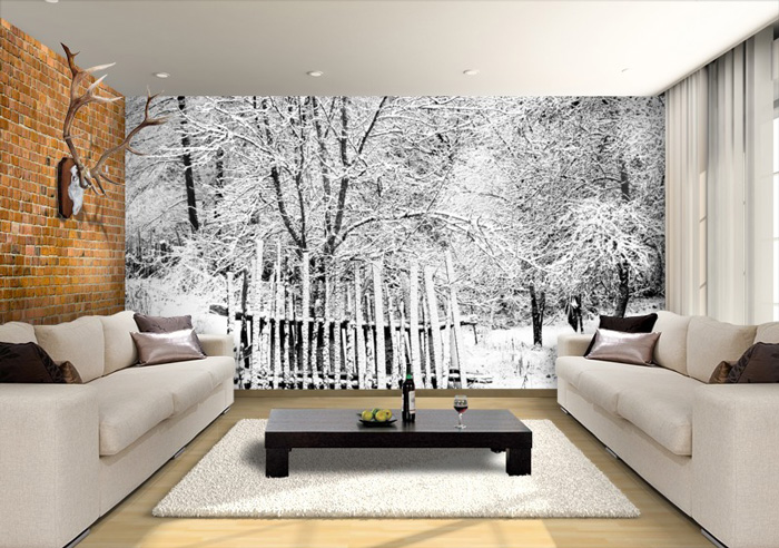 Snow Forest - JW Walls