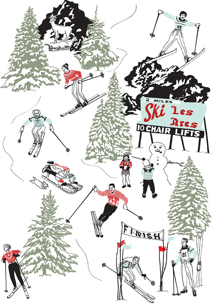 Winter Sports - Dupenny
