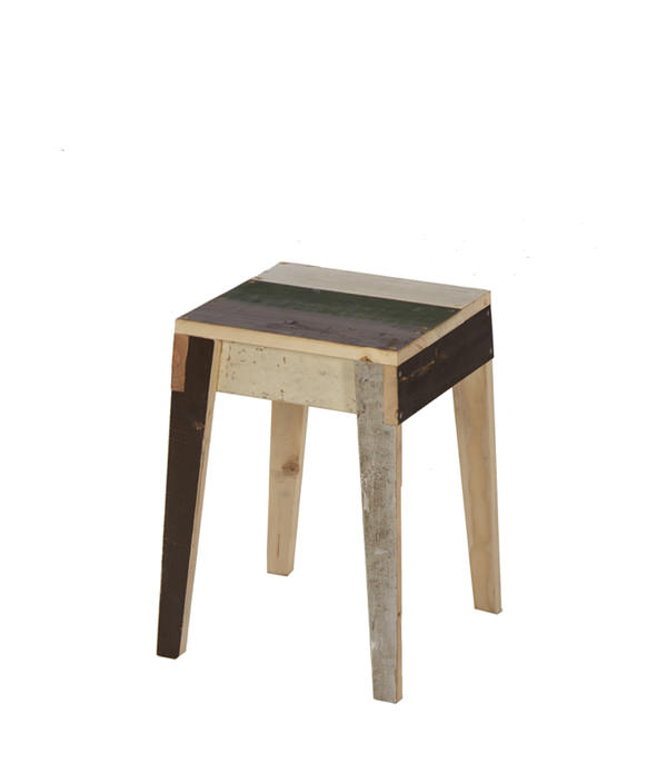 SCRAPWOOD STOOL ¥45,360(incl. Tax)