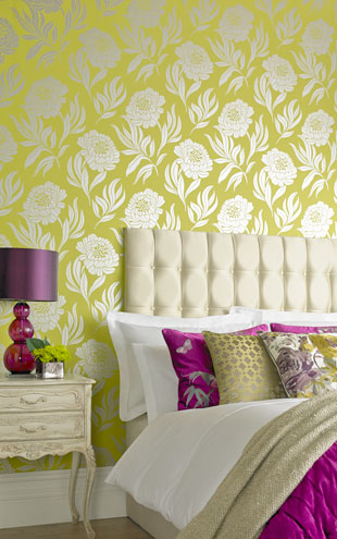 1838 Wallcoverings / Avington Chatsworth 1602-106-05