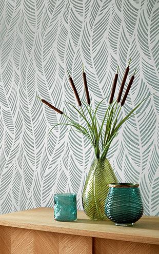 1838 Wallcoverings / WILLOW / Bramble Mineral 2008-149-02
