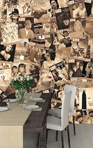 1 Wall / Creative Collage LIFE FRONT CREATIVE COLLAGE