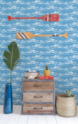 Aimee Wilder / Bungalow Collection Boating pool
