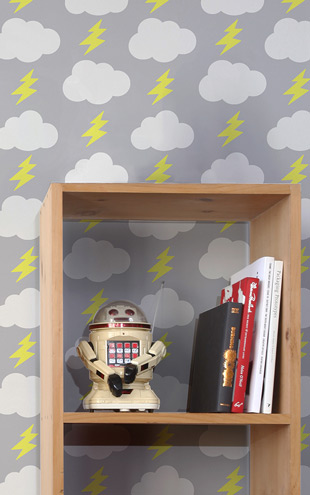 Aimee Wilder / DIORAMA Collection Rainbolts Lightning