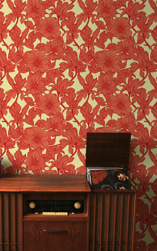 Camilla Meijer / Magnolia peach red WP11-MG01-PR