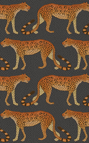 Cole&son The Ardmore Collection / Leopard Walk 109/2008