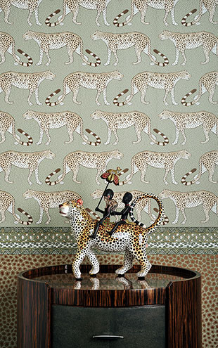 Cole&son The Ardmore Collection / Leopard Walk 109/2009
