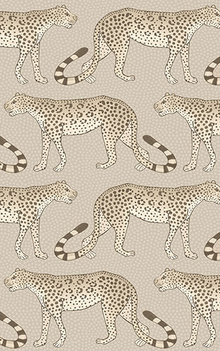 Cole&son The Ardmore Collection / Leopard Walk 109/2012