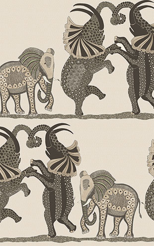 Cole&son The Ardmore Collection / Safari Dance 109/8036