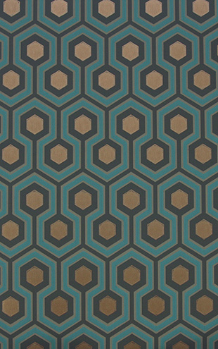 Cole&Son / CONTEMPORARY RESTYLED Hick'sHexagon/ 95/3018