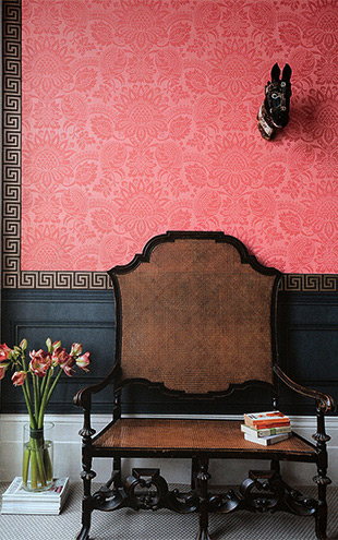 Cole&Son / The Historic Royal Palaces Collection DUKES DAMASK/ 98/2011