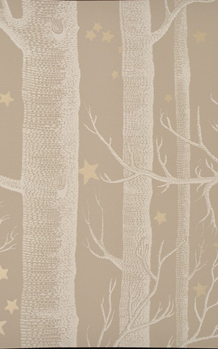 Cole&Son WHIMSICAL WOODS & STARS 103/11047