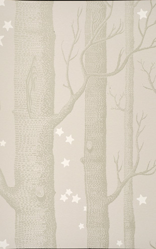 Cole&Son WHIMSICAL WOODS & STARS 103/11048