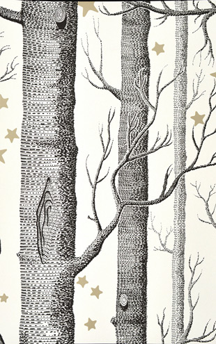 Cole&Son WHIMSICAL WOODS & STARS 103/11050