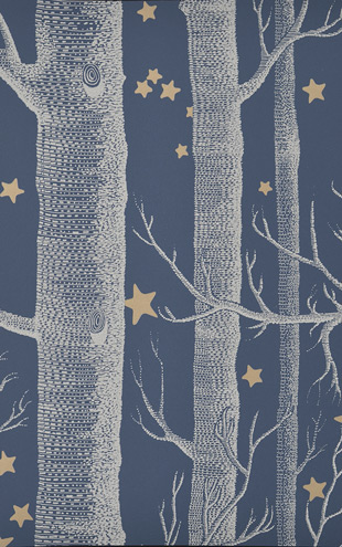 Cole&Son WHIMSICAL WOODS & STARS 103/11052