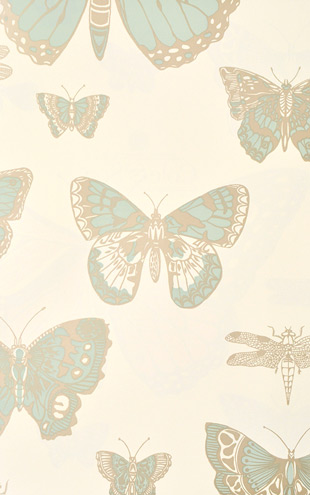 Cole&Son WHIMSICAL BUTTERFLIES & DRAGONFLIES 103/15065