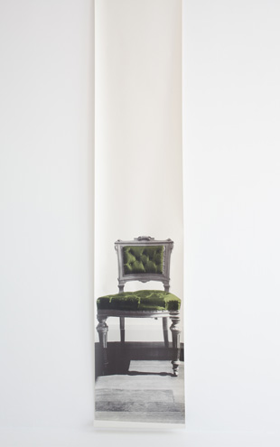 Deborah Bowness The Artist Collection / Cho Cho Chair Green