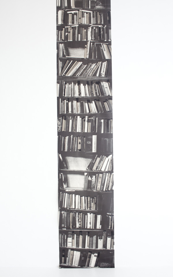 Deborah Bowness The Artist Collection Genuine Fake Bookshelf