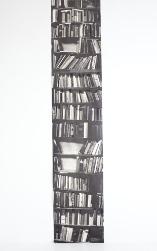 Deborah Bowness The Artist Collection / Genuine Fake Bookshelf - Grey
