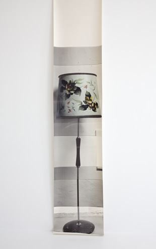 Deborah Bowness The Artist Collection / Kim's Lamp Blue