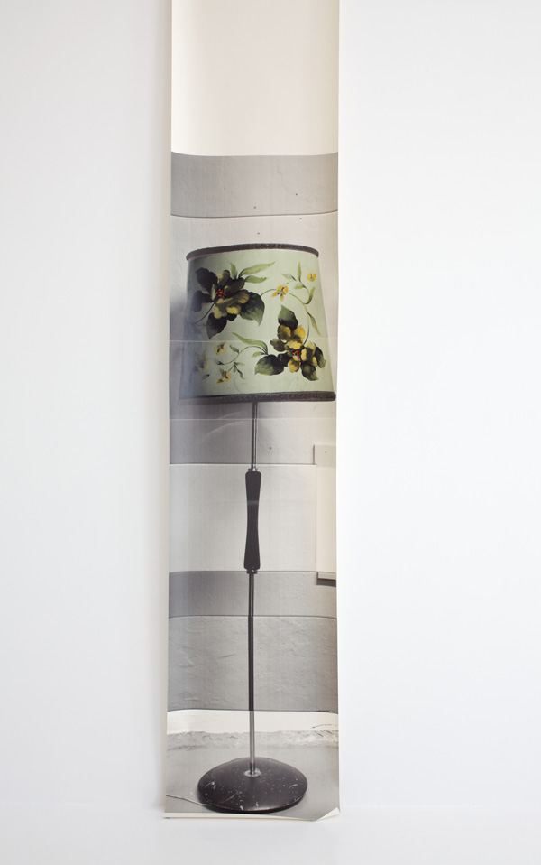 Deborah Bowness The Artist Collection / Kim's Lamp Green