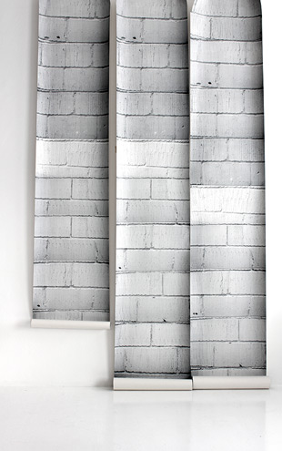 Deborah Bowness The Standard Collection / Breeze Blocks Wall