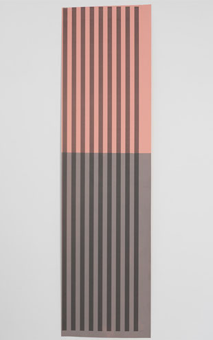 Deborah Bowness / Two-tone Pink grey