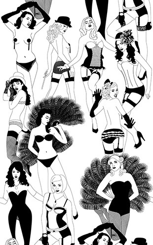Dupenny Burlesque