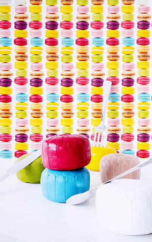 Eijffinger / WALLPAPER WONDERS Macaroon Mania / 321536 (Wallpower)