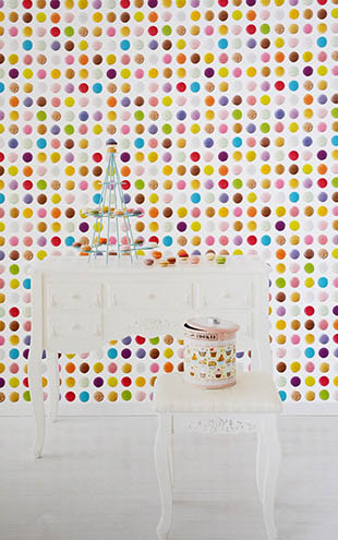 Eijffinger / WALLPAPER WONDERS Cookie Collection / 321537 (Wallpower)