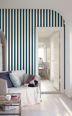 Fiona wall design / フィオナ・ウォール・デザイン Stripes of Legacy 580544