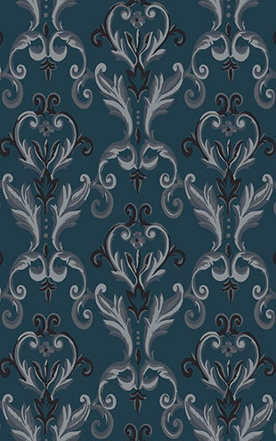 Fiona wall design / Heritage 600104
