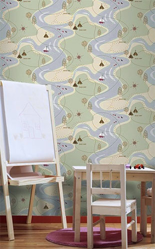 Graham & Brown / Forager Wallpaper 50-572