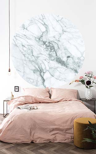 KEK Amsterdam / LANDSCAPES & MARBLE / WALLPAPER CIRCLES MARBLE CK-048