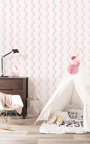 KEK Amsterdam / KIDS / WALLPAPER MARSHMALLOWS WP-022