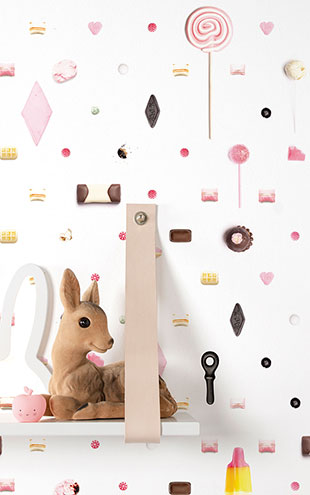 KEK Amsterdam / KIDS / WALLPAPER MIXED CANDY WP-087