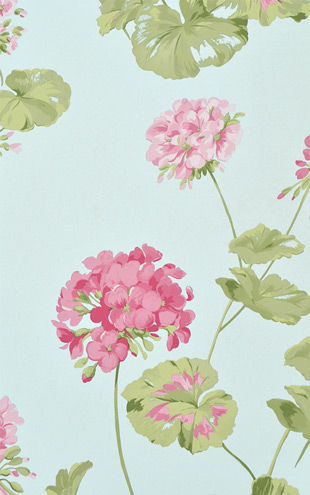 Laura Ashley / Geranium Pale Topaz LA17002
