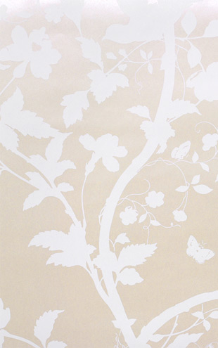 Laura Ashley / Oriental Garden Linen LA17009