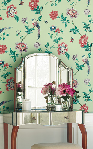 Laura Ashley / Elveden Celadon LA17013