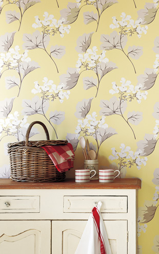 Laura Ashley / Millwood Camomile LA17014