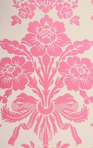 Laura Ashley / Tatton Cerise LA17042