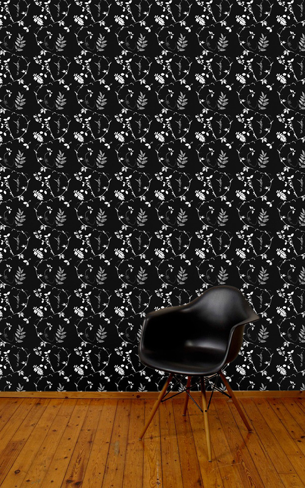 Little Owl Design / Dutch Garden Black