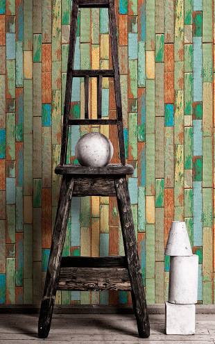 Kemra Recycled Timber / KEM020W
