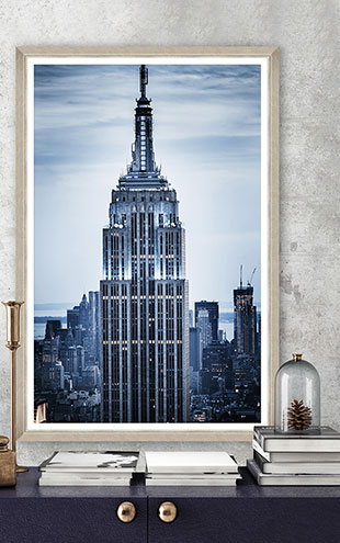 MINDTHEGAP WALL ART / Great Empire State  FA11689