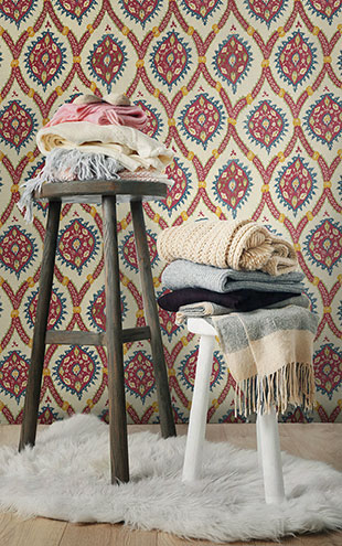 Mind the Gap / OTTOMAN Taupe WP20307