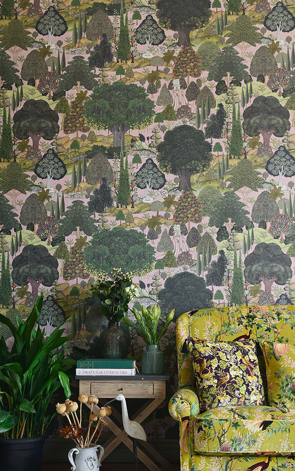 Mind the Gap / The Wallpaper Compendium / JARDIN SAUVAGE WP20443