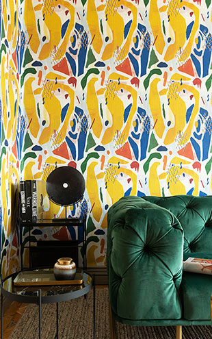 MINDTHEGAP / The Wallpaper Compendium / EXTRAVAGANCY WP20534