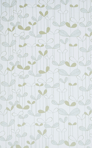 MissPrint Collection1 Saplings White with Gold MISP1010