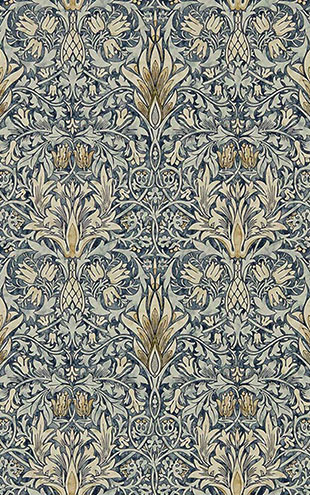 MORRIS & Co. / WALLPAPER COMPILATION I / Snakeshead 216812