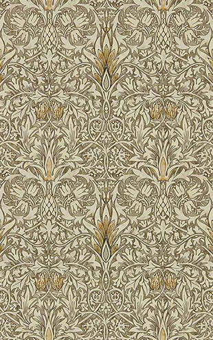 MORRIS & Co. / WALLPAPER COMPILATION I / Snakeshead 216822